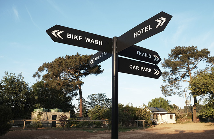 Trail's End Bike Hotel - This is Where The Journey Starts | Into