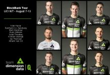 Team Dimension Data for Qhubeka