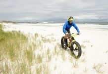 Weskus Fat Bike Adventure