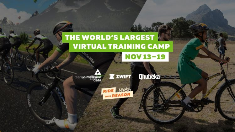 Team Dimension Data   Zwift to host world s largest training camp df597c748