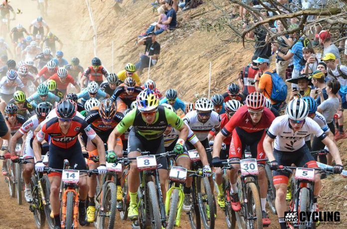 UCI Mountain bike World Cup Series
