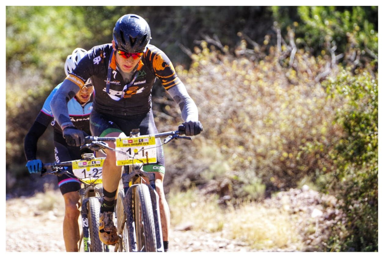 Hammond and Swanepoel win the 2018 Trans Baviaans in a Record Time