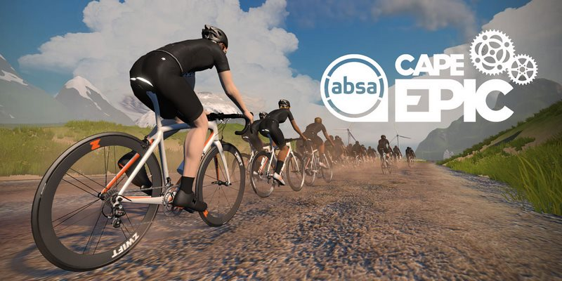 Zwift Partners with Absa Cape Epic   Into Cycling Newspaper