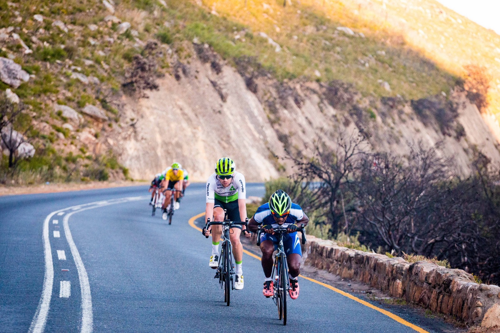 Late route change to queen stage at Tour of Good Hope  fa0a2c875