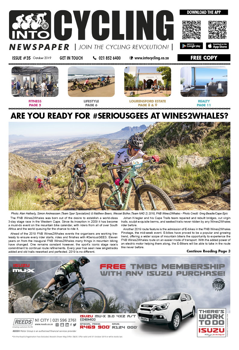 Into Cycling - September 2019