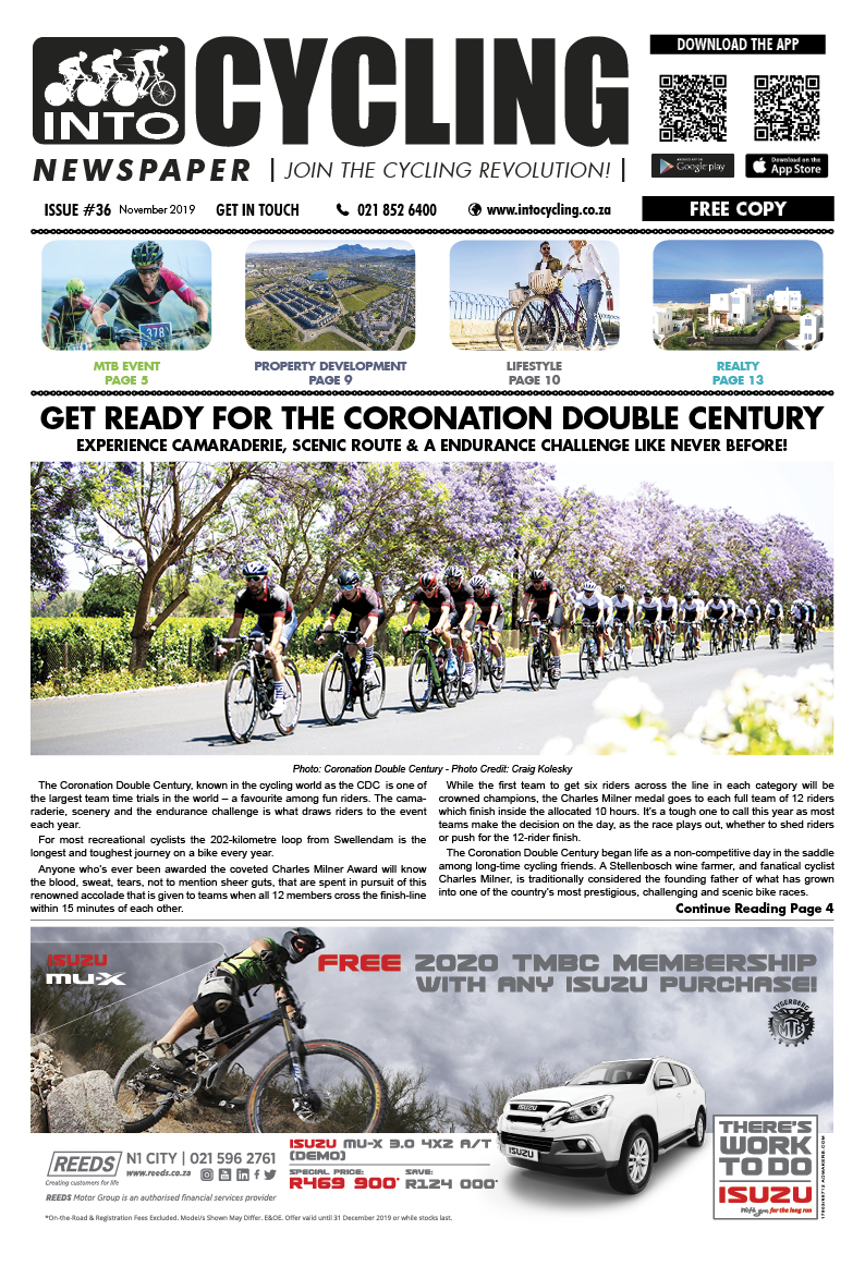 Into Cycling - October 2019