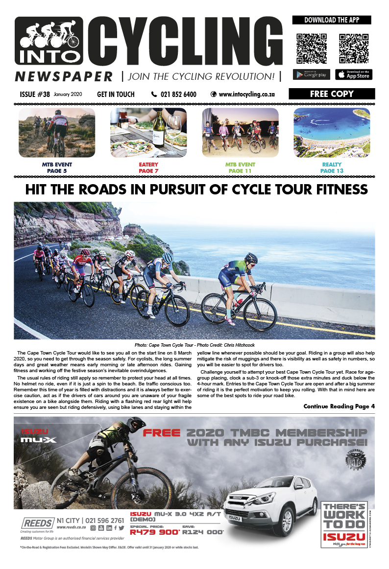 Into Cycling - December 2019